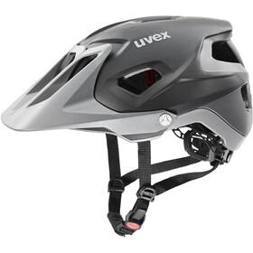 UVEX Quatro Integrale Helmet grey mat
